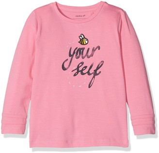 Name It Baby Girls' Nbfermona Ls Top Box Long Sleeve