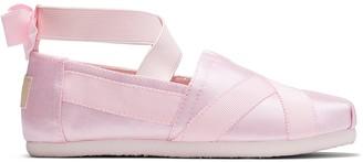 Pink Shiny Glitz Youth Ballerina Classics