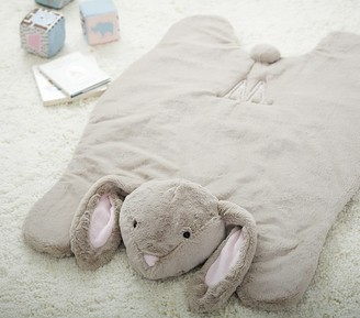 Pottery Barn Kids Bunny Plush Play Mat