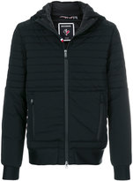 Rossignol quilted hooded jacket