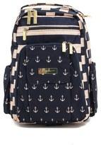 Ju-Ju-Be Infant Girl's 'Legacy - Be Right Back' Diaper Backpack - Black