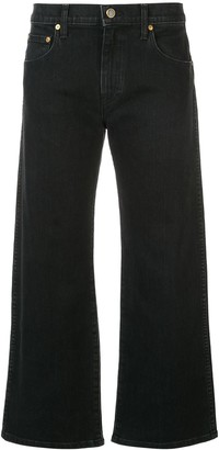 KHAITE Cropped Jeans