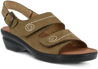 Spring Step Flexus by Belamar Women's Slingback Sandals