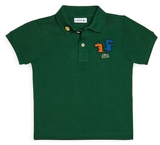 Lacoste Little Boy's & Boy's Embroidered Polo Shirt
