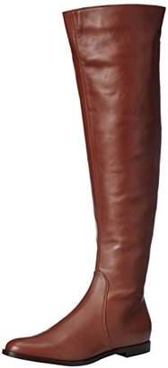Sergio Rossi Women's Freetime Tall Flat Boot