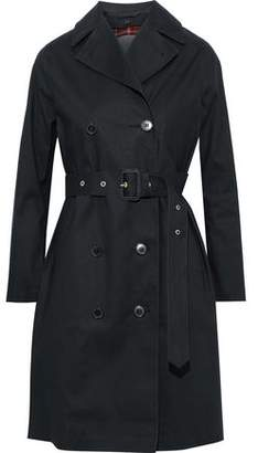 MACKINTOSH Coated Cotton-gabardine Trench Coat