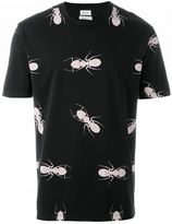 Paul Smith ant print T-shirt