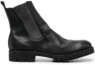 Guidi Chelsea Ankle Boots