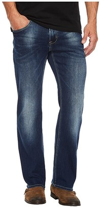 Buffalo David Bitton King-X Slim Bootcut Leg Jeans in Authentic and Worn (Authentic and Worn) Men's Jeans