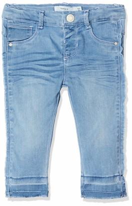 Name It Baby Girls' Nbfsalli Dnmtora 1312 Pant Noos Jeans