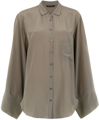 Uma | Raquel Davidowicz General silk blouse