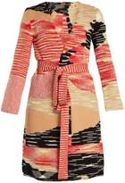 Missoni Graphic intarsia-knit wool-blend cardigan