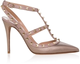 Valentino Rockstud Leather High Heels