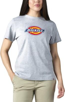 Dickies Women's Logo Graphic Short Sleeve T-Shirt