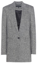 Rag & Bone Ronin tweed wool blazer