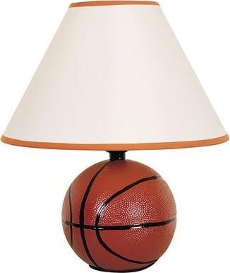 "Zoomie Kids Braxton Basketball 15"" Table Lamp"