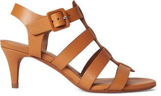 Ralph Lauren Vachetta Leather Sandal