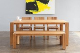 MASH Studios - PCHSeries Dining Table and Bench