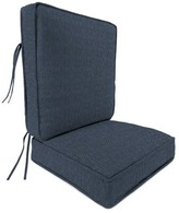Bronx 2 Piece Indoor/Outdoor Lounge Chair Cushion Set Ivy