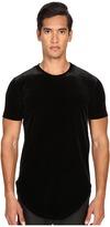 Pyer Moss Ryan Velour T-Shirt Men's T Shirt