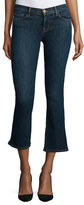 J Brand Jeans Selena Cropped Boot-Cut Jeans, Lonesome