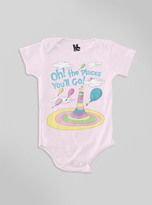 Junk Food Clothing Baby Oh! The Places You'll Go! Onesie-sftpk-18m