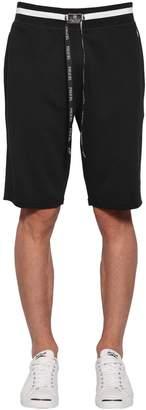 Polo Ralph Lauren Cotton Blend Shorts W/striped Waistband