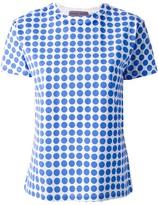 Ungaro polka dot Paris t-shirt