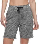 Tek Gear Petite Drawstring Bermuda Shorts