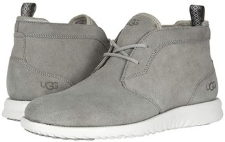UGG Union Chukka Suede (Seal) Men's Shoes