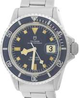 Tudor Snowflake Submariner 9411/0 Stainless Steel Vintage 40mm Mens Watch