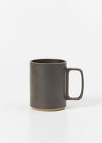 Hasami black large mug