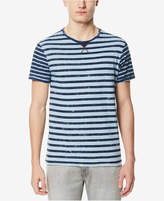 Buffalo David Bitton Men's Striped T-Shirt