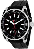 Gucci Dive Collection YA136303 Men's Stainless Steel Analog Watch