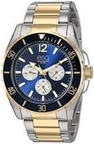 ESQ Men's Two-Tone Stainless Steel Multifunction Bracelet Watch FE/0241