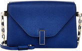 Valextra Women's Iside Small Shoulder Bag-BLUE