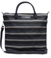 Want Les Essentiels O'hare Woven-cotton Tote