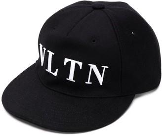 Valentino VLTN logo baseball cap