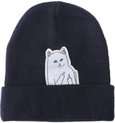 Surker Women's Knitting Cat Animal Beanie Hat Winter Hat