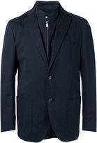 Corneliani patch pockets blazer