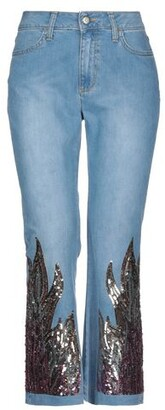 Shaft Denim trousers