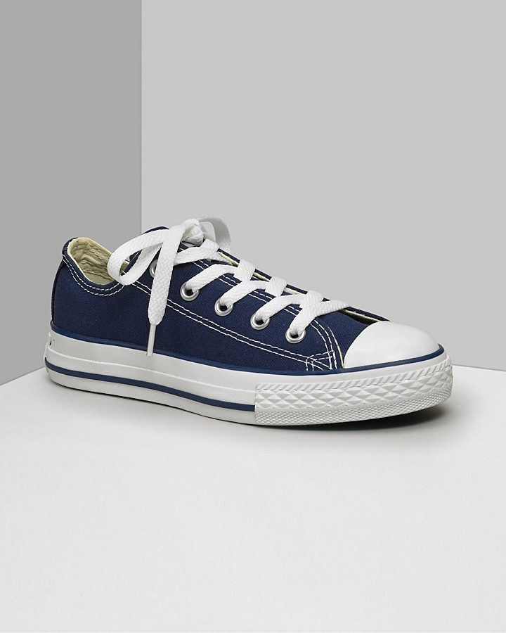 Converse Chuck Taylor All Star Kids' Low Cut Sneakers - Toddler, Little Kid