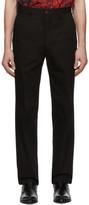 Cobra S.C. Black Twill Classic Trousers