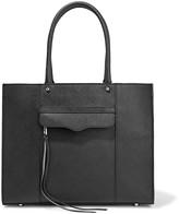 Rebecca Minkoff Mab medium studded textured-leather tote