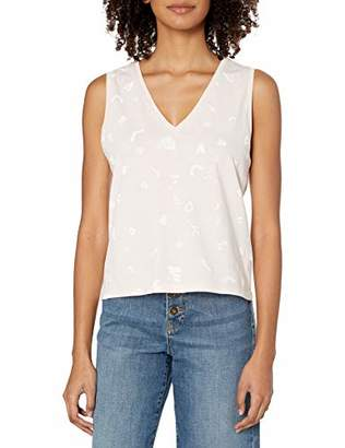 RVCA Junior's Delaney V Neck Tank