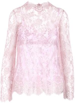 Dolce & Gabbana Polyester Blouse