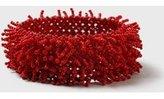 Dorothy Perkins Womens Red Beaded Bracelet- Red
