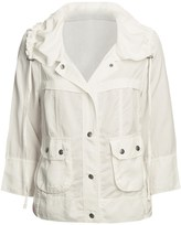 True Grit Textured Twill Cabin Jacket (For Women)