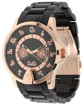 D&G DW0627 (Black/Rose Gold) - Jewelry