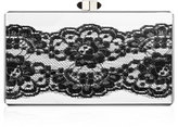 Judith Leiber Couture Boudoir Lace-Trimmed Evening Clutch Bag
